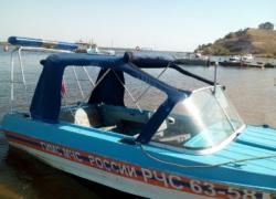Ходовой тент на лодку