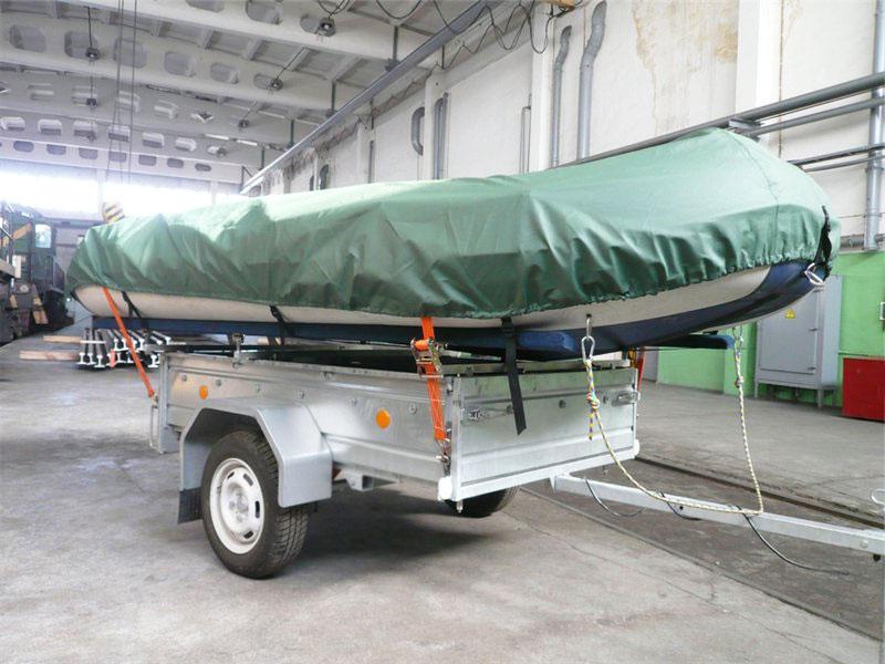 Транспортировочный тент на лодку - Ателье Тент