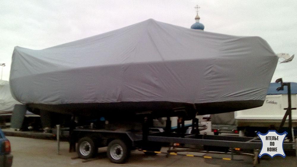 Тент для катера стояночный в Ателье тент Чебоксары