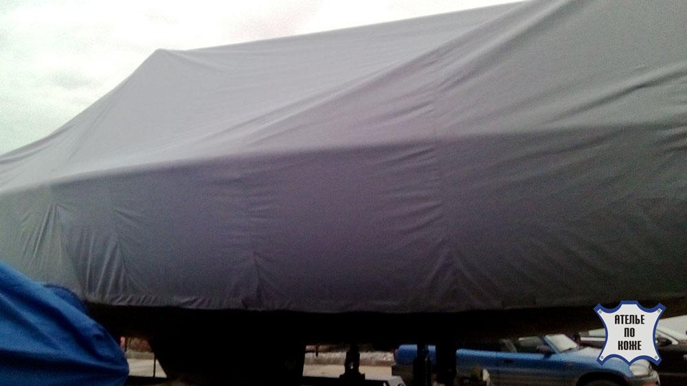 Тент на катер стояночный заказать пошив в Ателье тент Чебоксары