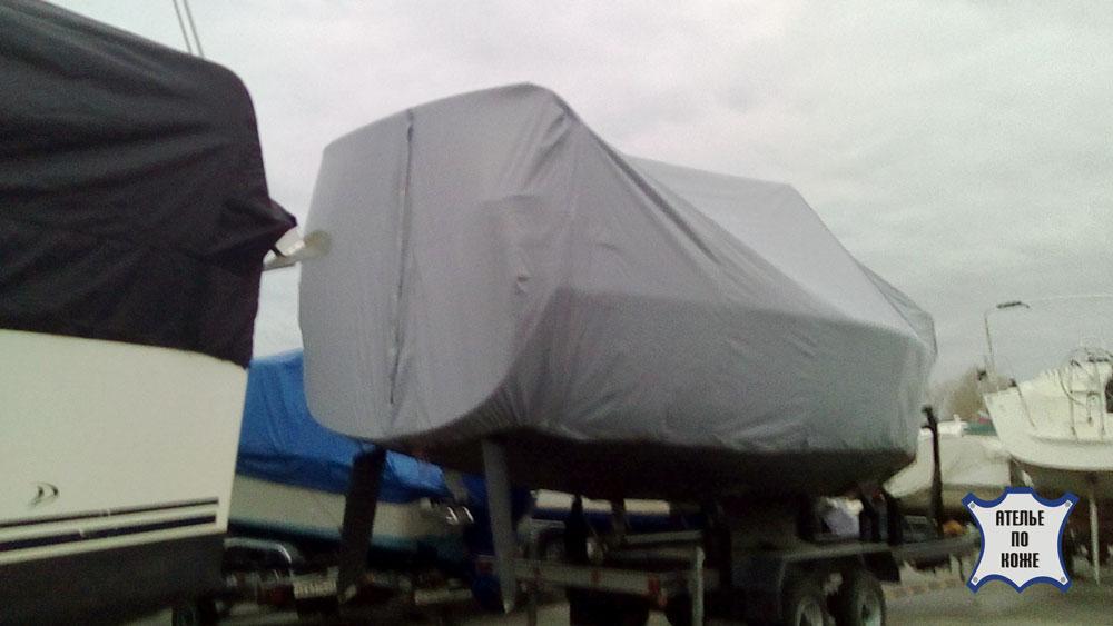 Тенты для катеров стояночный пошив на заказ в Ателье тент