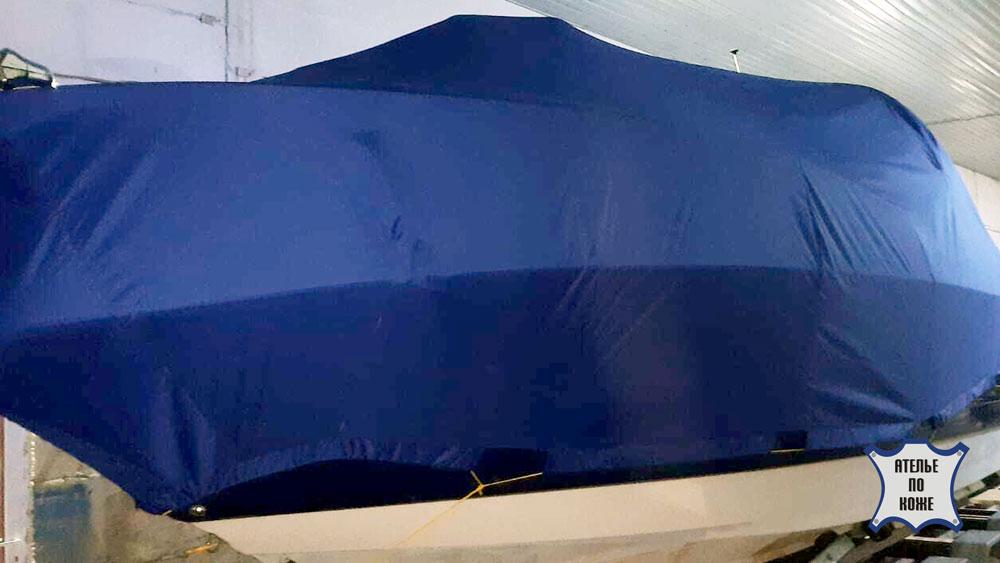 Зимний тент на катер пошив на заказ в Ателье Тент Чебоксары