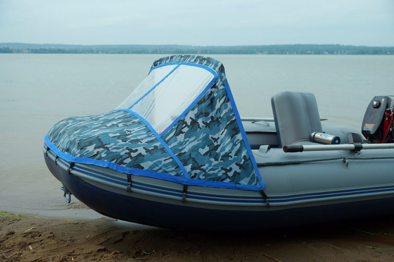 Тент на лодку — пошив Ателье Тент Чебоксары