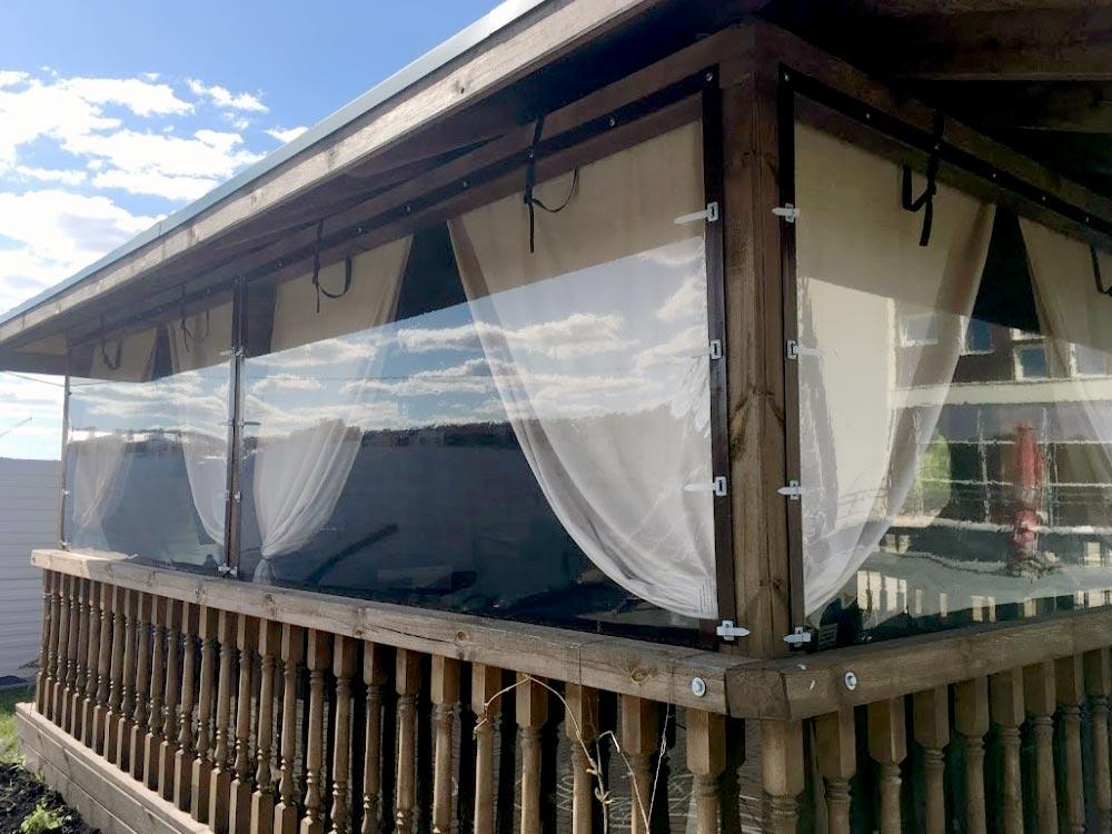 Мягкие окна в Чебоксарах — Ателье тент