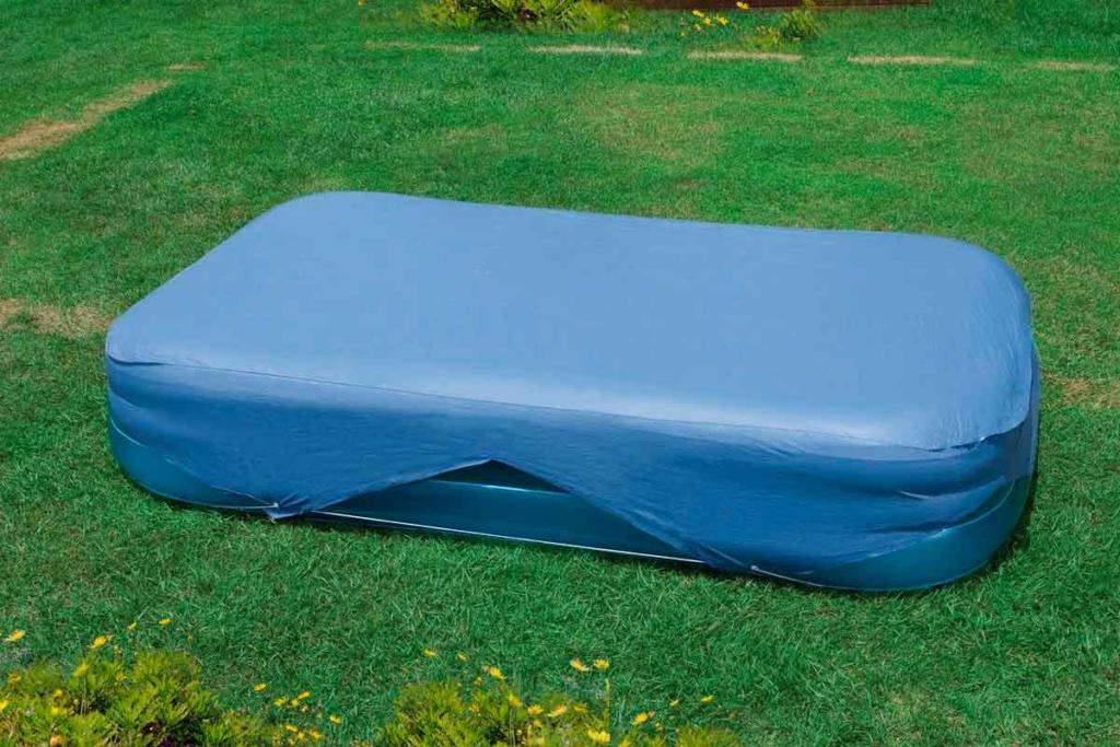 Тент на надувной бассейн прямоугольный в Ателье Тент Чебоксары
