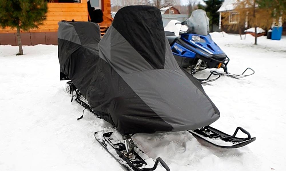 Тенты и чехлы на снегоход - на заказ в Ателье Тент Чебоксары