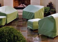 Чехлы на уличную садовую мебель
